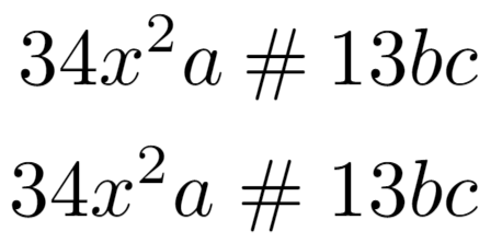 Defining your own binary or relational operators