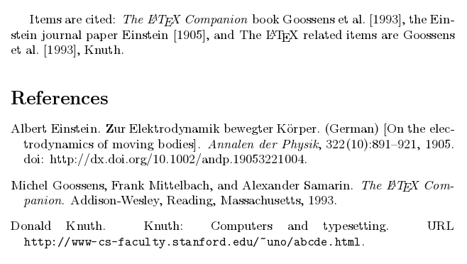 bibliography styles This media file contains a pdf with a side-by-side comparison of apa, mla, and cms styles to find a specific example of a citation, use the search function (command.